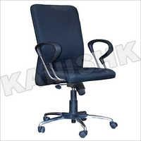 Classic Medium Back Revolving Chair