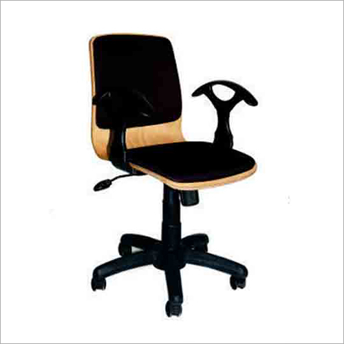 Ply Cushion Operative Revolving Chair