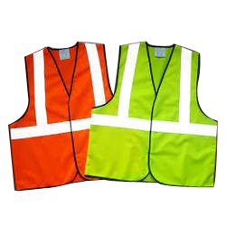 Reflective Jackets for Staff & Workers With Company Logo