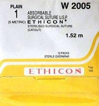 Ethicon Sterilised Surgical Gut - Plain (W2005)