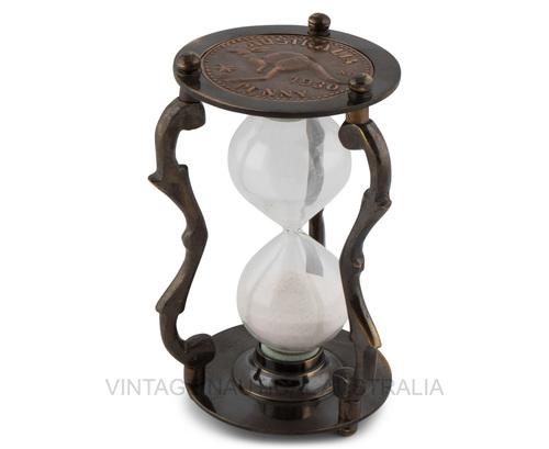 Hour Glass – 1930 Australian Penny