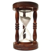 Hour Glass \\342\\200\\223 Wooden Classic