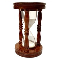 Hour Glass – Wooden Classic