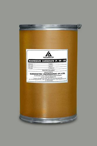 Magnesium Carbonate for Cosmetics