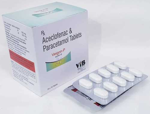 VEIGON-P TABLETS