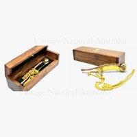 Key Chain – Boatswain's Whistle
