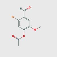 4-Acetoxy-2-bromo-5-methoxybenzaldehyde