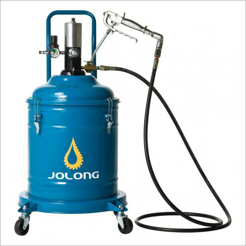 15 Kg Air Operated Fluid Grease Pump