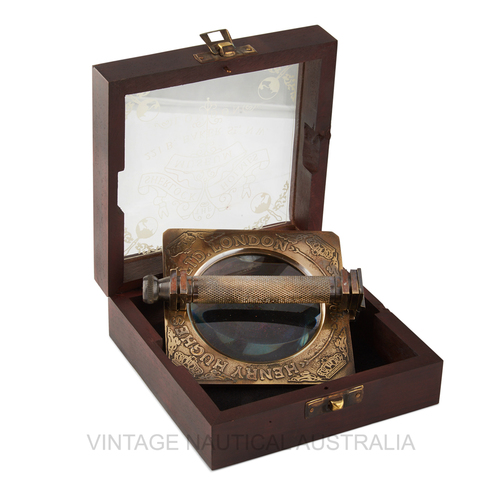 Magnifying Glass – Sherlock Holmes (Folding)