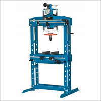 15 Ton Manual Hydraulic Press