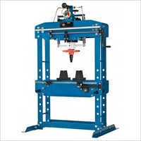 35 Ton Manual Hydraulic Press