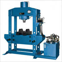 100 Ton Automatic Hydraulic Press