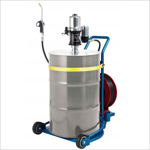 200L Oil Drum Trolley