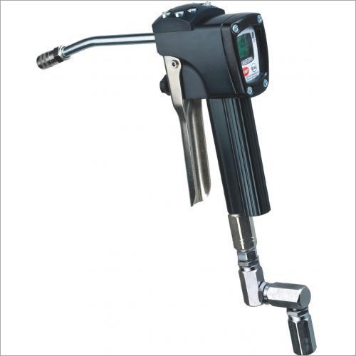 Grease Gun With Meter