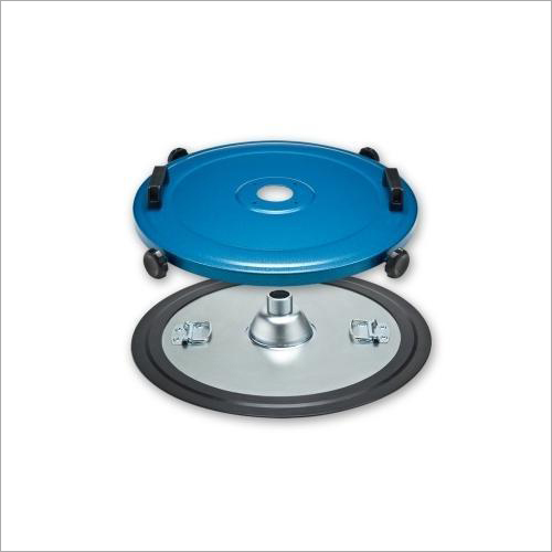 10 Kg Drum Cover And Follower Plate