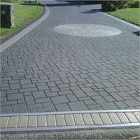 Kandla Grey Flag Circle Pave Stone