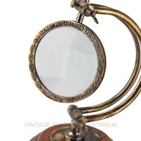 Magnifying Glass – Curved Arm (Henry Hughes)