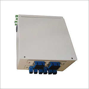 12 Port DIN Rail Fiber LIU