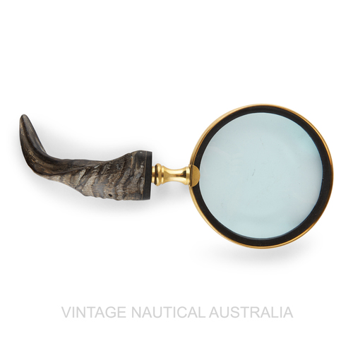 Magnifying Glass – Sheep Horn