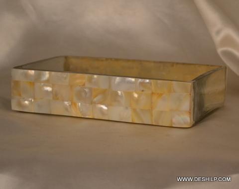 Seap Glass Decor Bowl