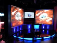Accoustics Solutions For Prime News Studio