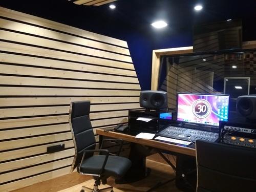 Accoustics Solutions For Recording Studio
