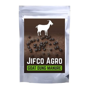 Ducant India Goat Dung Manure and Fertilizer for Flowering Plants