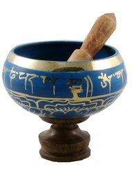 Tibetan Singing Bowl- 5 Inch Meditation Bowl