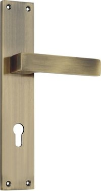 Spider Zinc Mortise Lock