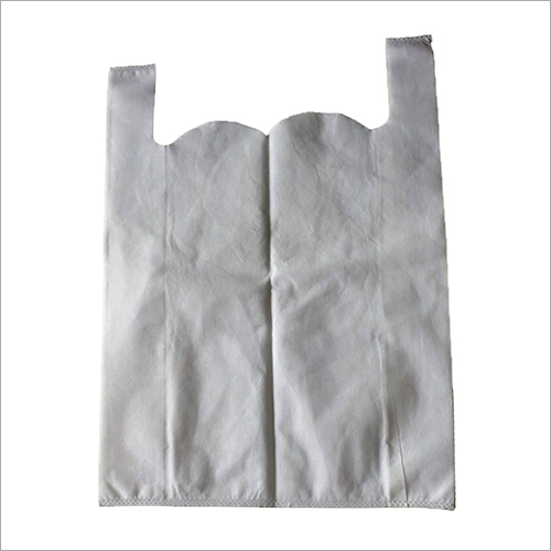 W Cut Non Woven Shopping Bag