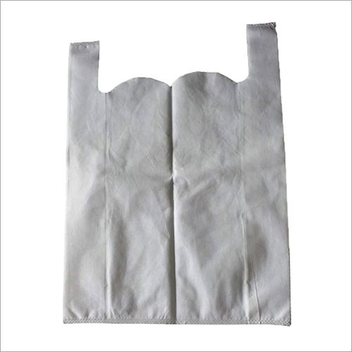 W Cut Non Woven Shopping Bag