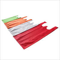 W Cut Multicolored Non Woven Bag