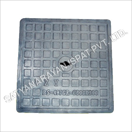 Cast Iron Square Manhole Cover