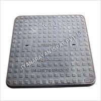 Grey Cast Manhole Cover