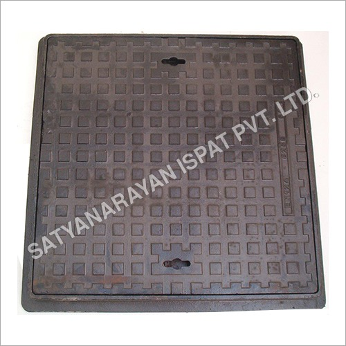 Solid Top Manhole Manhole Cover