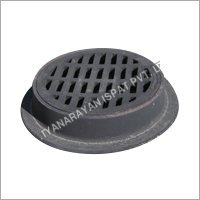 Round Catch Basin Grating