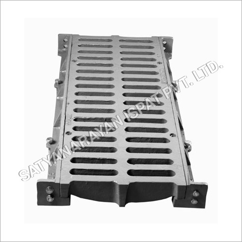 Cast Iron Trench Grate