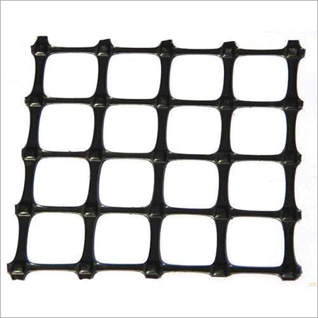 PET And Also Available In HDPE And PP Biaxial Geogrid