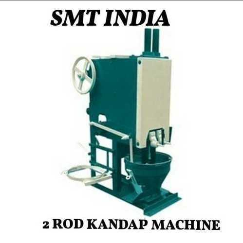 Semi Automatic Kandap Machine