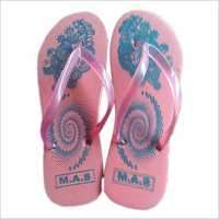 Girls Pink Slipper
