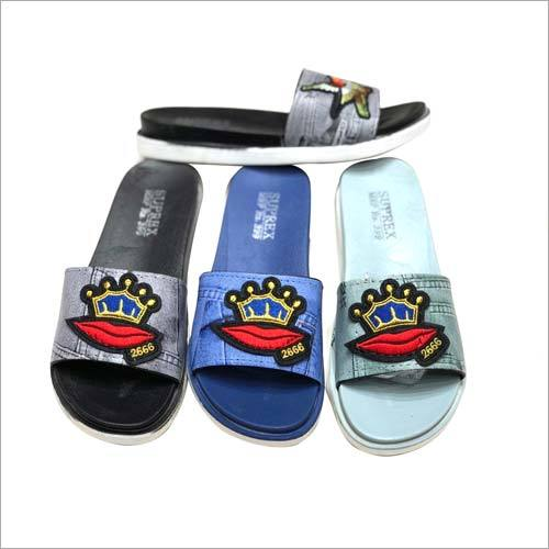 Mens PU Slide