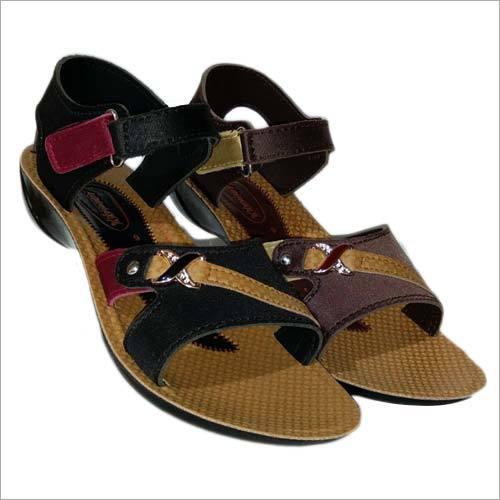 Velcro Pu Sandal