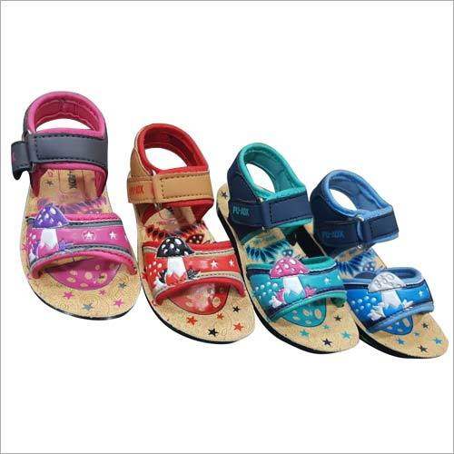 Kids Girls PU Sandal
