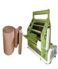Single Facer Paper Corrugation Machine (Oblique Type)