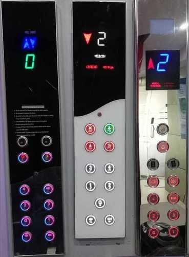 Cop for elevators