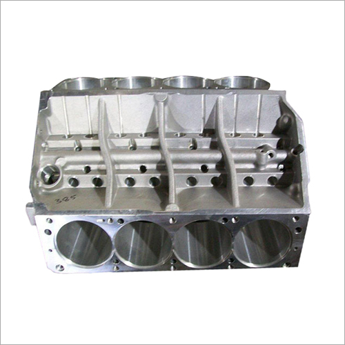 Engine Block Casting