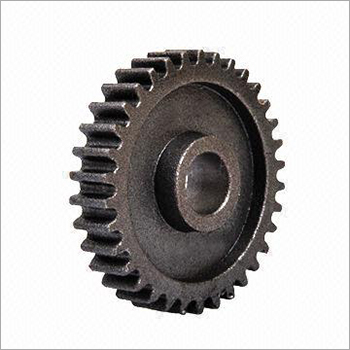 Mechanical Gear Wheel Casting