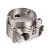CNC Machining Stainless Steel Parts Casting