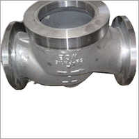 Cast Steel Valve Body
