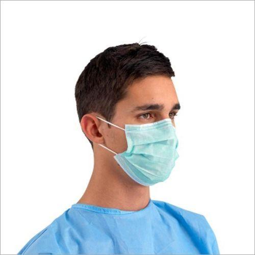 3-Ply Meltblown Filter Face Masks